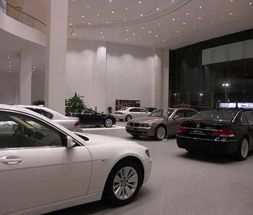 BMW Showroom (Al-Naghi)
