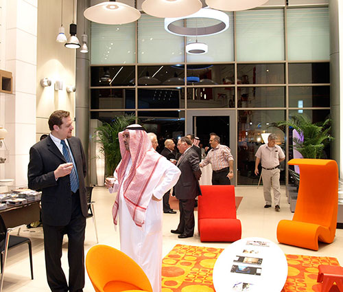 Technolight Jeddah Showroom